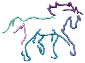 free embroidery patterns interests index for Horse and Equine World