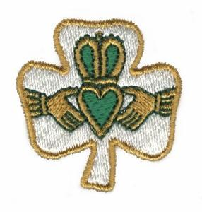 Irish Friendship Symbol Embroidery Designs:CU00494
