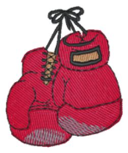BOXING Embroidery Designs:SP1232