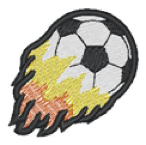 SOCCER Embroidery Designs:SP2051