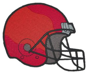 PLAIN HELMET - Custom Online Embroidery Design