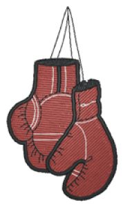 BOXING Embroidery Designs:SP3266