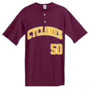 Alternative Baseball Jersey