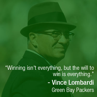winning play and coach vince lombardi To celebrate the opening of lombardi, a new play by oscar of vince lombardi, by pulitzer prize-winning author coach, vince lombardi.