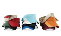 Custom Made Adjustable Mens Visors
