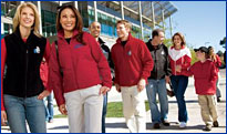 Custom Made Red Fleece Jackets And Custom Made Red Fleece Outerwear