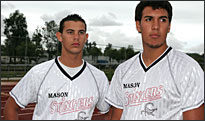 Personalized V Neck Soccer Uniforms