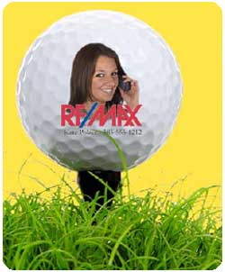 Photo Golf Balls