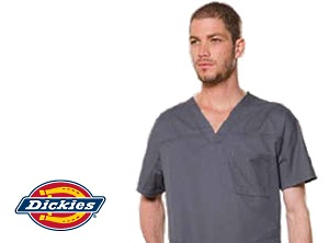 Custom Dickies Scrubs