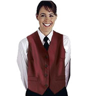 Custom Edwards Hospitality Uniforms