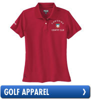 Womens Golf Appparel