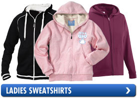 Ladies Sweatshirts