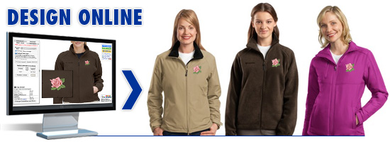 Custom Womens Jackets