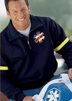 Custom Fire Fighter Apparel