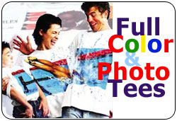 Full Color &amp; Photo Tees