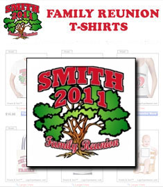 Family Reunion Shirt Shop