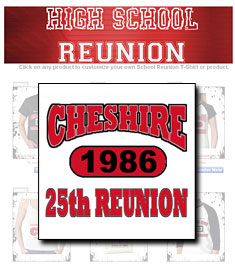 School Reunion Shirt Shop