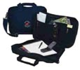 Custom Embroidered Attaches and Business Portfolios