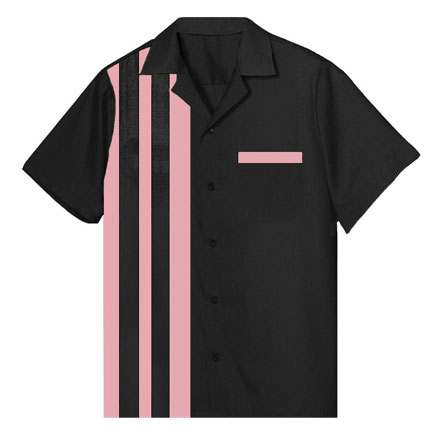 Adult Shoopster Bowling Shirt