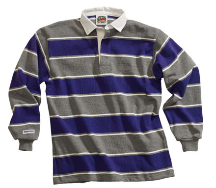 Soho Stripes Rugby Jersey