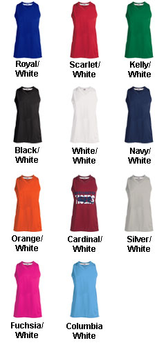 Womens Grand Slam Softball Jersey - All Colors