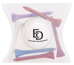 Titleist&reg; DT&reg; Golf Ball Solo Pillow Pack
