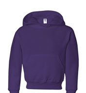 Jerzees Hooded Pullover Youth