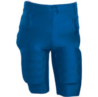 Russell Football Shorts Practice With Pad Pockets Adult Mens