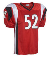 Adult Twister Steelmesh Football Jersey Mens