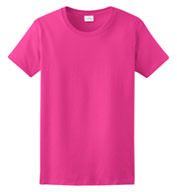 Gildan Cotton T-shirt - Ladies