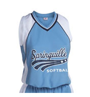 Teamwork 1789 Unity Softball Jersey - Girls