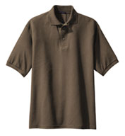 Silk Touch Polo shirt 7XL - 10XL