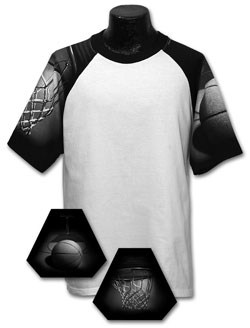 Basketball T-shirt - Adult Mens