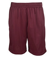 Teamwork 4028 9 Inch Inseam Pocketed Mesh Shorts - Adult Mens