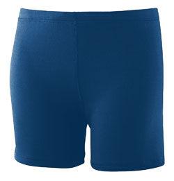 Augusta Poly/Spandex 4 Inch Short - Ladies