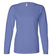 Anvil Heavyweight Long-sleeve Tee - Ladies