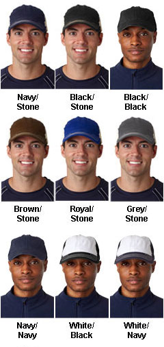Classic Cut Brushed Cotton Twill Unconstructed Trucker Cap - All Colors