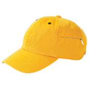 Hats Six-panel Baseball Cap With Zipper Pocket