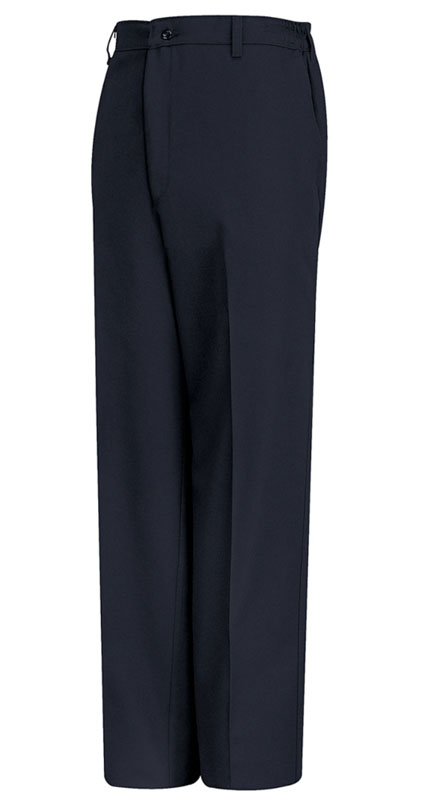 Red Kap Pant Side Elastic Insert Easy Fit Mens