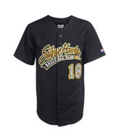 Teamwork 1211B Pro Weight 6-Button Baseball Jersey - Youth