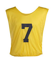 Youth Football Scrimmage Vest