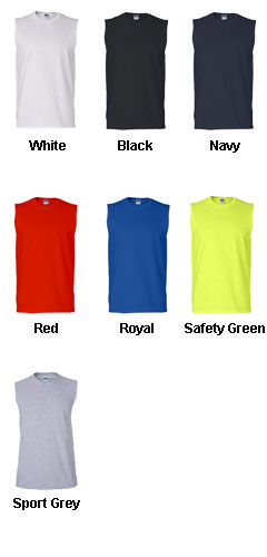 Adult Gildan Shooter Shirt - All Colors