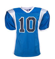 Teamwork Football Jersey 1317 Striped Steelmesh Youth