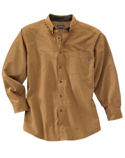 Woolrich Chamois Shirt Heather Mens