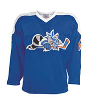 Teamwork 1514 Face Off Hockey Jersey - Youth