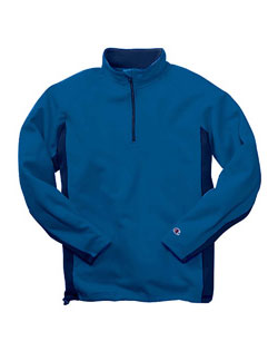 Champion&reg; Fleece Double Dry&reg; Half-Zip Mens