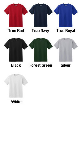 Sport-Tek® Mens Raglan Sleeve Wicking T-Shirt  - All Colors