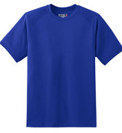 Sport-Tek® Mens Raglan Sleeve Wicking T-Shirt