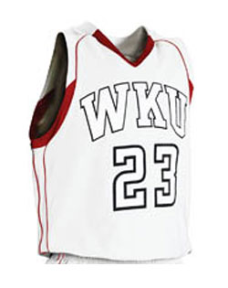 Russell Basketball Jersey Stock Mens