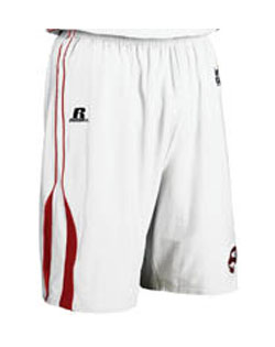 Russell Basketball Shorts Stock Mens